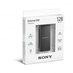 Memoria esterna SSD Sony USB3 256GB