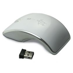 Mouse Curve wireless USB Mediacom