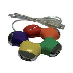Color Snake HUB 4 porte  Mediacom