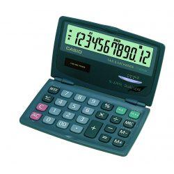 Calcolatrice Casio SL-220-TE 12C portatile richiudibil