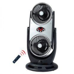 Duo ventilatore/ionizzatore cm 38x38x75h