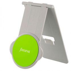 Supporto Tablet ENITAB360 Large Grigio Filofax