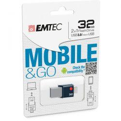 Pen Drive MobileandGo T200 USB3-micro 32GB Emtec